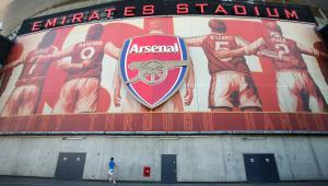 Stadion klubu piłkarskiego Arsenal w Londynie, Emirates Stadium, Arsenal, Londyn, Wielka Brytania