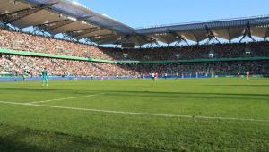 Stadion Legii w Warszawie