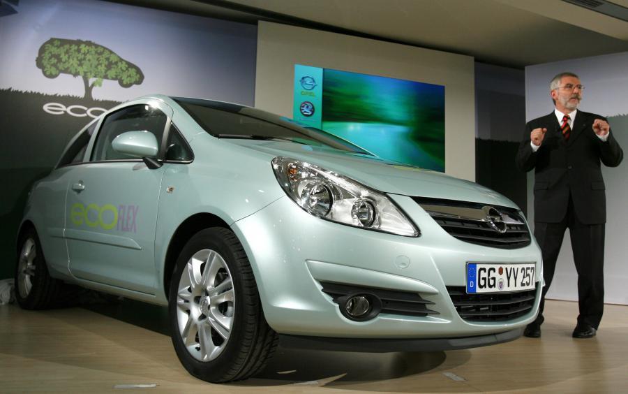 Nowy Opel Corsa nie uchronił GM Europe przed stratami