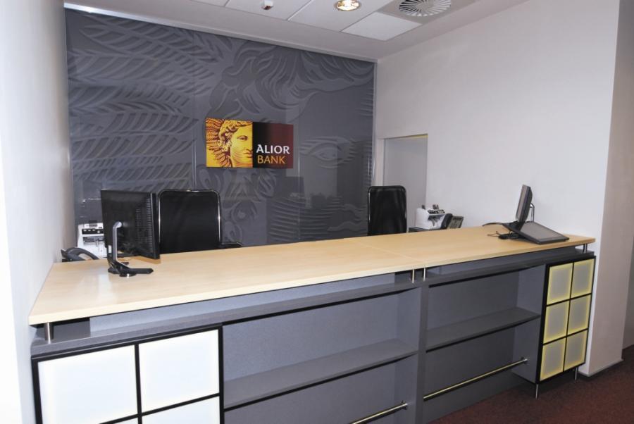 Alior Bank, oddział