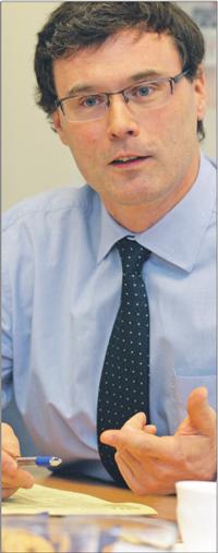 Paweł Wojciechowski, prezes Polskiej Agencji Informacji i Inwestycji Zagranicznych