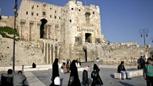 Aleppo, drugie największe miasto w Syrii