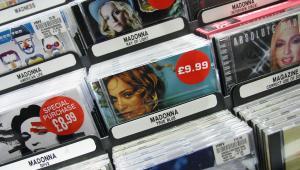 Płyty Madonny