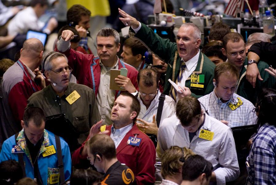 Handel ropa na nowojorskiej  giełdzie NYME. Fot. Bloomberg