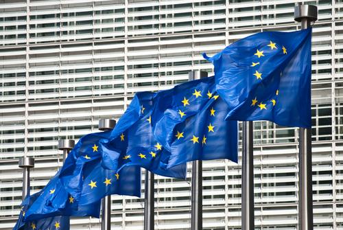 Unia Europejska, Komisja Europejska, Flagi unijne, UE