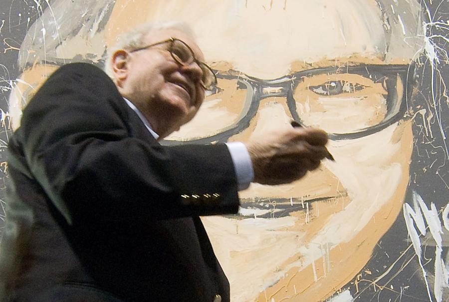 Trzeba się uczyć od Warrena Buffetta - kupuje, gdy inni padają....