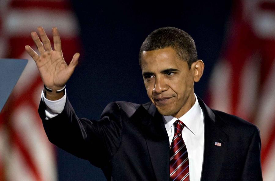 Barack Obama obiecuje bilion dolarów na ratowanie gospodarki