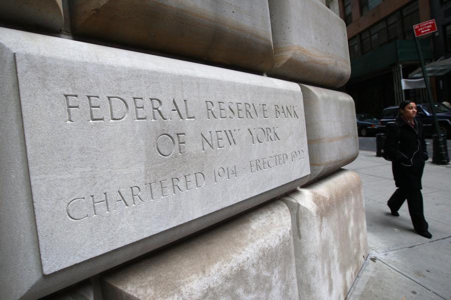 Bank Rezerwy Federalnej (FED) w Nowym Jorku