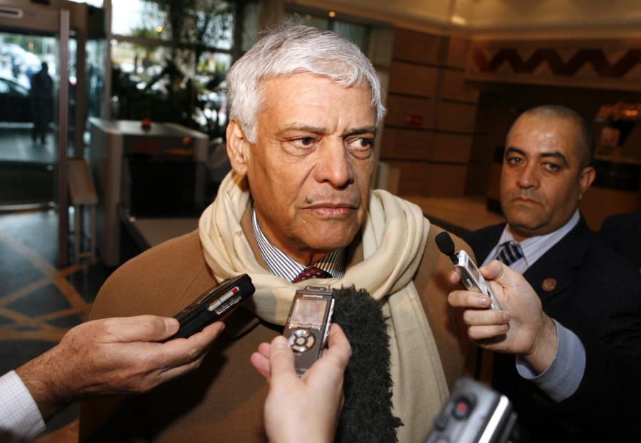 Sekretarz generalny OPEC, Abdullah Salem El Badri
