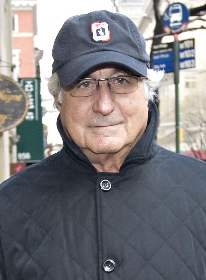 Bernard Madoff, sprawca jednej z największych afer finansowych ostatnich lat