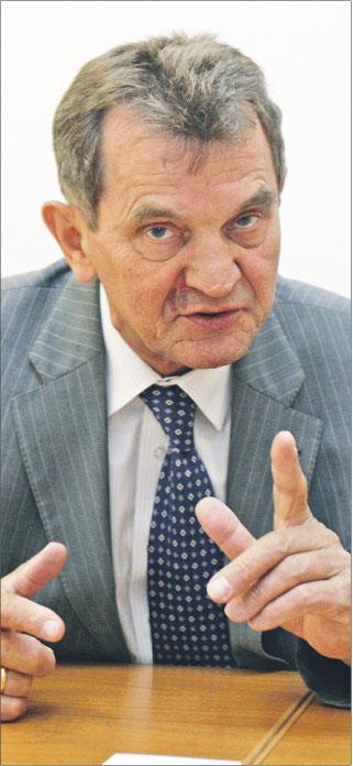 Konrad Jaskóła, prezes Polimex-Mostostal