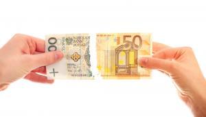 Pieniądze For. Shutterstock