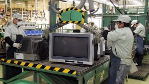 Produkcja telewizorów