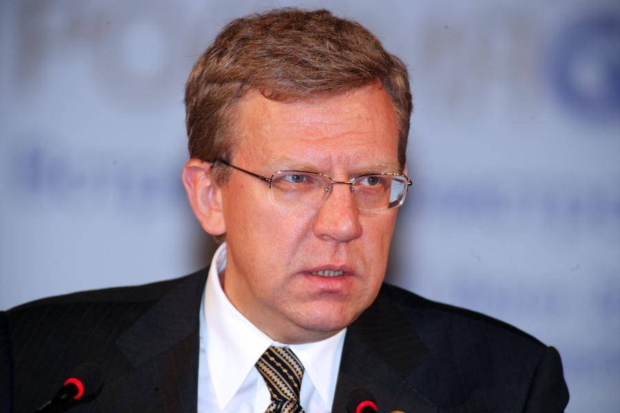 Aleksiej Kudrin, rosyjski minister finansów