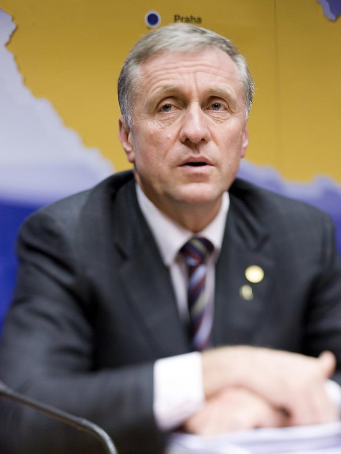 Mirek Topolanek, premier Czech zabiera się za Traktat Lizboński