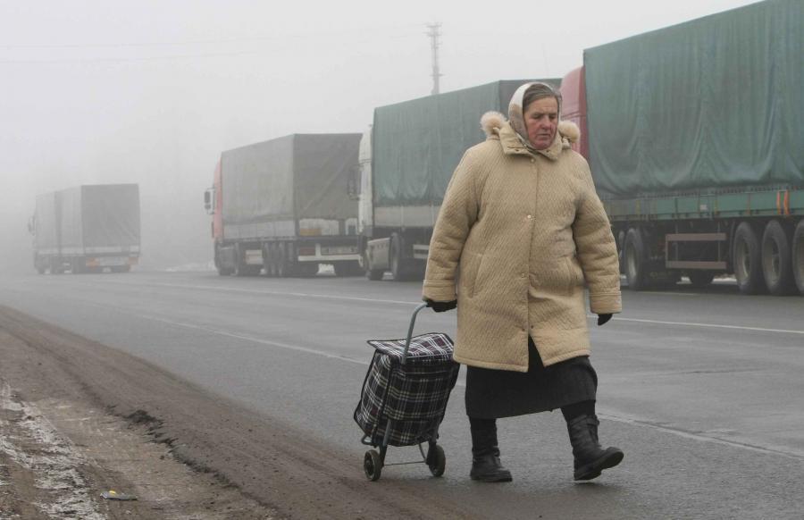 Bialoruska gospodarka zapada się coraz bardziej