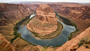 Rzeka Kolorado, autor: Luca Galuzzi, licencja: Creative Commons Attribution-Share Alike 2.5 Generic