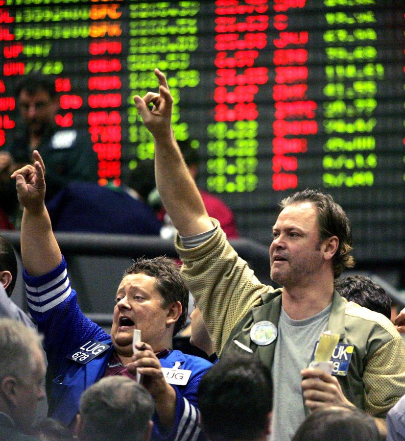 Wall Street odbiła