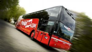 PolskiBus, autobusy marki Van Hool (1), źródło: materiały prasowe
