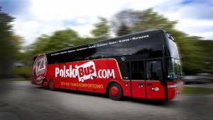 PolskiBus, autobusy marki Van Hool (3), źródło: materiały prasowe