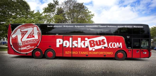 PolskiBus, autobusy marki Van Hool (4), źródło: materiały prasowe