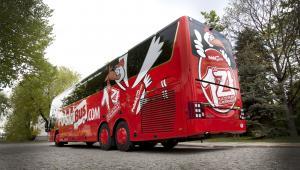 PolskiBus, autobusy marki Van Hool (5), źródło: materiały prasowe