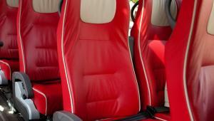 PolskiBus, autobusy marki Van Hool (7), źródło: materiały prasowe
