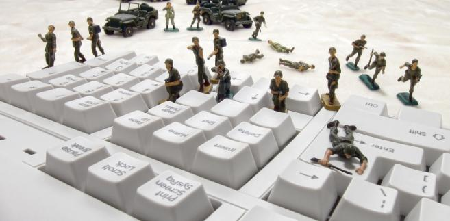 Konflikty zbrojne nabierają coraz bardziej wymiaru cyfrowego