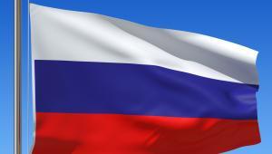 Flaga Rosji, fot. Regissercom