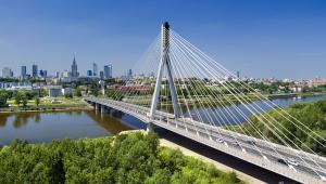 Warszawa na rok przed UEFA EURO 2012 (3) - fot. Zbigniew Panow - materiały prasowe Urzędu Miasta