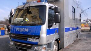Inwestycje przed EURO 2012 - Policja - fot. materiały prasowe Urzędu Miasta
