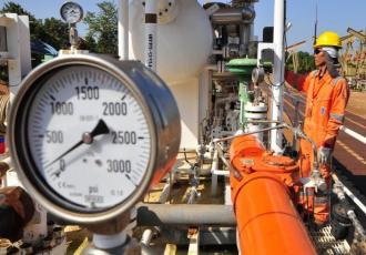 Ciśnienie gazu spadło niemal do zera