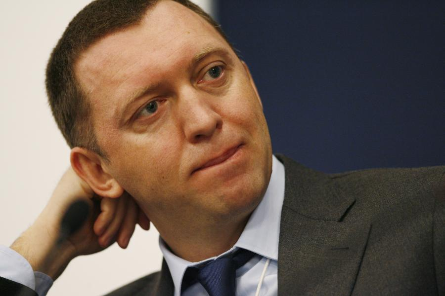 Rosyjski król aluminium Oleg Deripaska