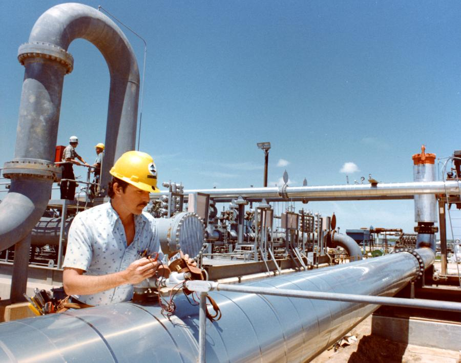 Zapasy ropy naftowej w USA wzrosły w ubiegłym tygodniu o 7,29 mln baryłek, czyli o 2,0 proc., do 357,6 mln baryłek - poinformował w środę amerykański Departament Energii (DoE).