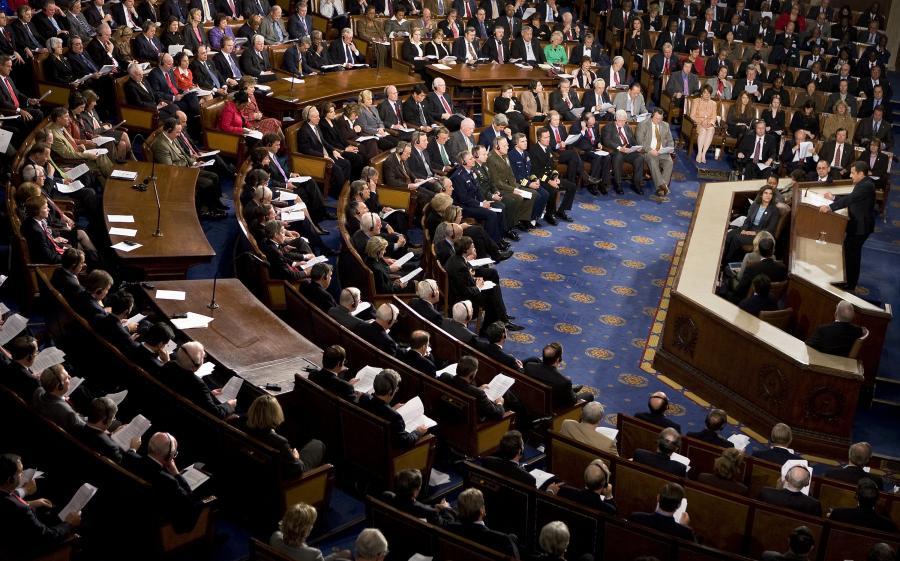 Obrady amerykańskiego Kongresu