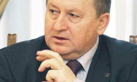 Krzysztof Pietraszkiewicz, prezes Związku Banków Polskich.