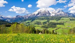 Alpy, Austria