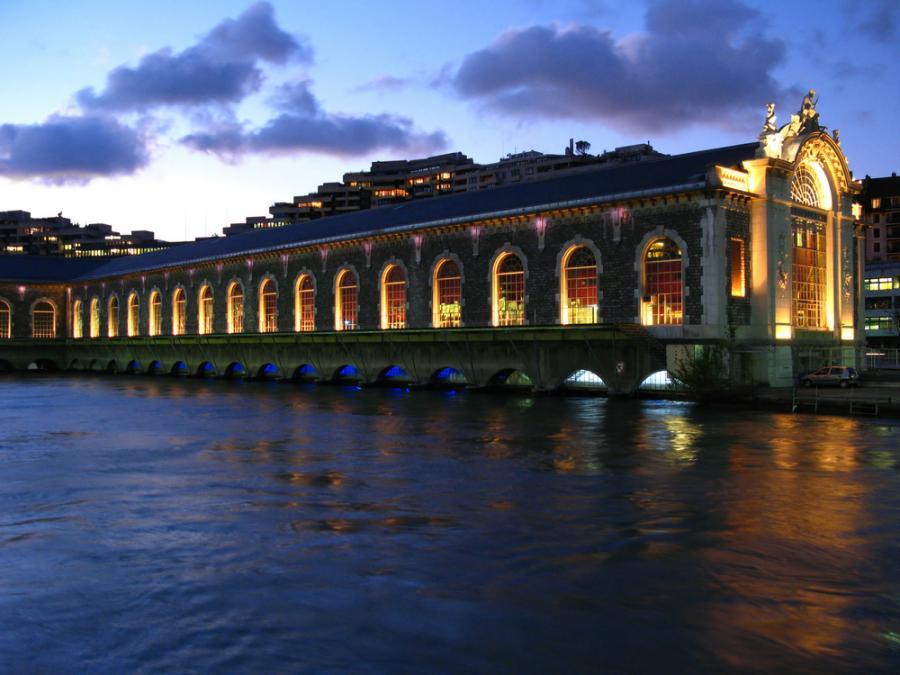 Opera na Wodzie w Genewie, fot. Lazar Mihai-Bogdan