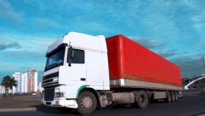 ciężarówka, autostrada, TIR