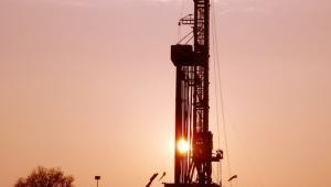 Odwiert Łebień LE-2H firmy 3Legs Resources - pierwsze miejsce w Polsce, gdzie odkryto złoża gazu łupkowego (3). Fot. materiały 3Legs Resources