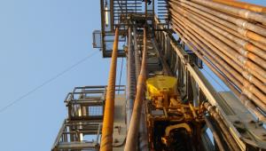 Odwiert Łebień LE-2H firmy 3Legs Resources - pierwsze miejsce w Polsce, gdzie odkryto złoża gazu łupkowego (4). Fot. materiały 3Legs Resources