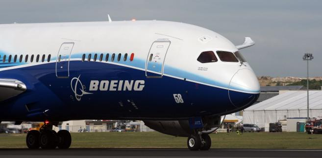 Najnowocześniejszy samolot świata Boeing 787 Dreamliner na 49. Air Paris Show