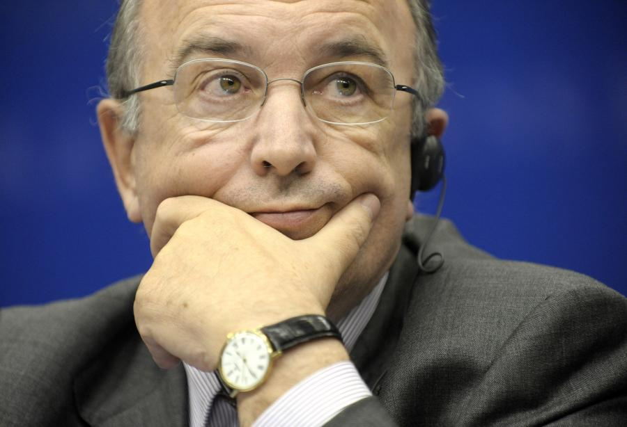 Joaquin Almunia, unijny komisar ds. gospodarczych i walutowych