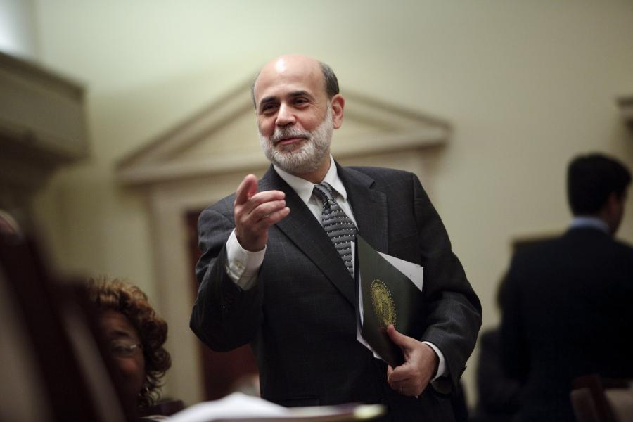 Ben Bernanke, szef Rezerwy Federalnej