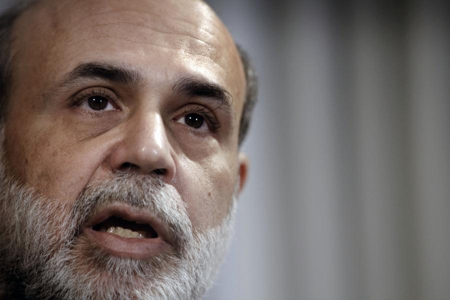 Ben Bernanke, szef Fedu