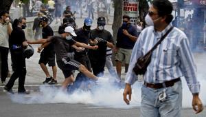 Strajki w Grecji