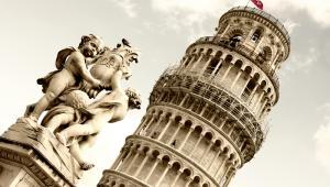 Krzywa wieża w Pizie. fot. Shutterstock.