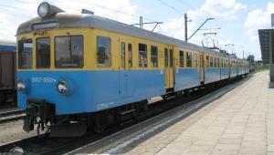 Pociąg PKP Przewozy Regionalne