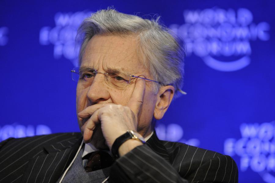 Jean-Claude Trichet wspiera amerykańską walutę