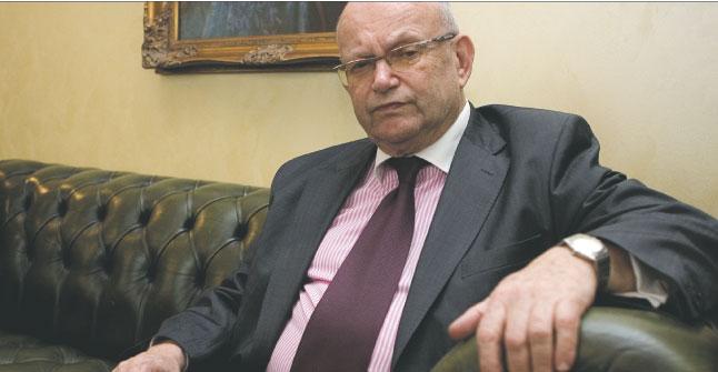 profesor Jerzy Kisielnicki, wykładowca MBA Fot. Wojciech Górski